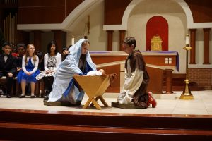 All Saints Christmas Pageant