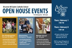 New Student Referral Program - Invite Family and Friends to an Open House