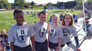 All Saints Cross Country and Track and Field