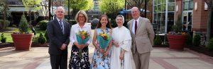2019 Catholic Techer Awards - Prince William Chapter of the Catholic Business Network