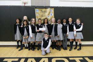 All Saints Battle of the Books